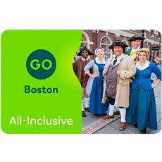 Go Card Boston - 3 dias