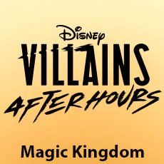 Disney Villains After Hours no Magic Kingdom